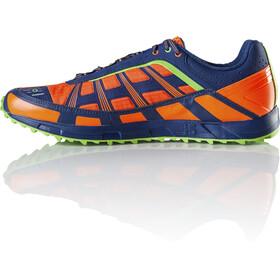 Salming M's Trail T3 Shoes Shocking Orange/Deep Blue